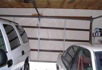 Spring Replacement Project | Garage Door Repair Austin, TX