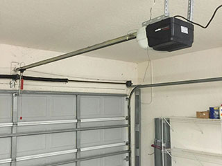 Screw Device Garage Door Opener